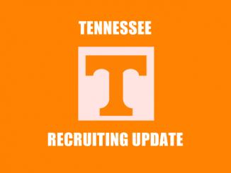 Tennessee Recruiting Update