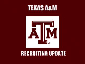 Texas A&M Recruiting Update