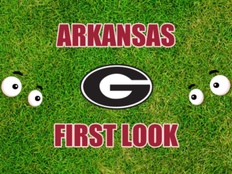 Arkansas First look Georgia