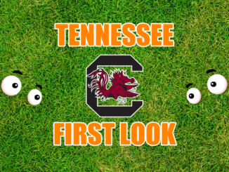 Tennessee First look South Carolina