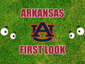 Arkansas First-look Auburn