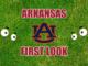 Arkansas First-look Auburn