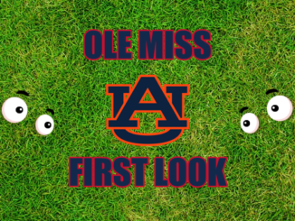Ole Miss-First look Auburn