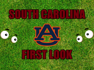 South Carolina First-look Auburn