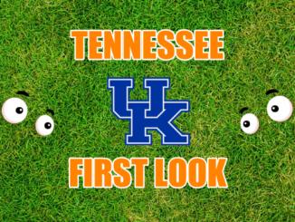 Tennessee First-look Kentucky