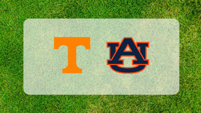 Auburn-Tennessee Preview