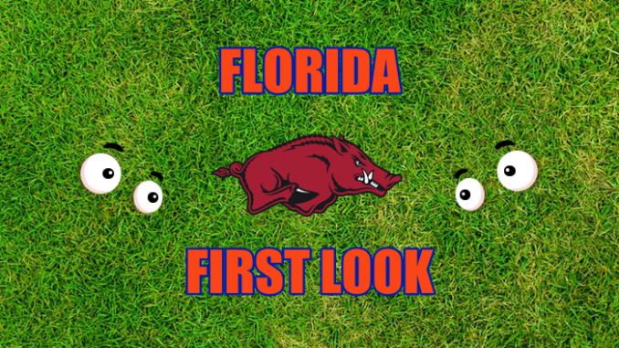 Florida First-look Arkansas