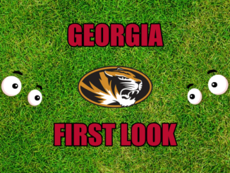 Georgia football First-look Missouri