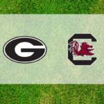 Georgia-South Carolina Preview