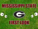 Mississippi State football first-look Georgia