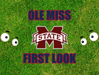 Ole Miss football first look Mississippi State