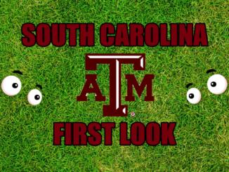 South Carolina First-look Texas A&M