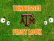 Tennessee First-look Texas A&M