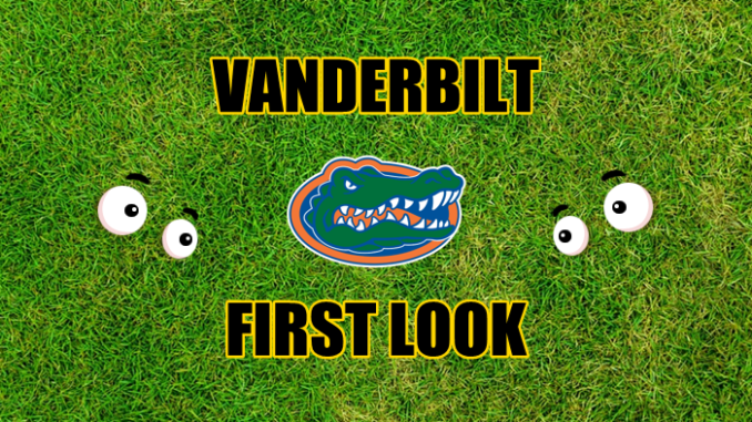 Vanderbilt football First-look Florida