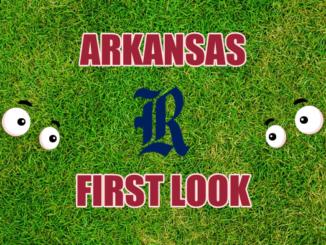 Arkansas First look Rice