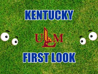 Kentucky First Look: ULM
