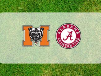 Alabama-Mercer football preview