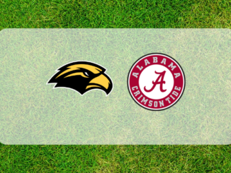 Alabama-Southern Mississippi football preview