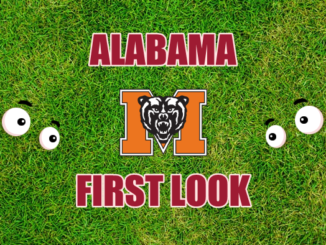 Alabama first look Mercer