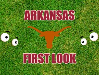 Arkansas First look Texas