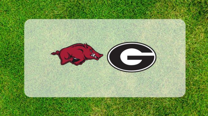 Georgia-Arkansas football preview