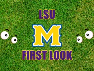 LSU First look McNeese