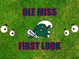 Ole Miss First-look Tulane