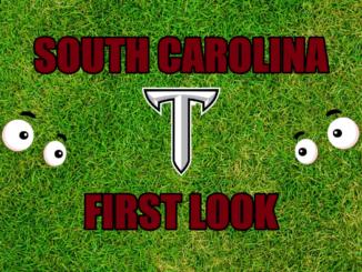 South Carolina First look Troy
