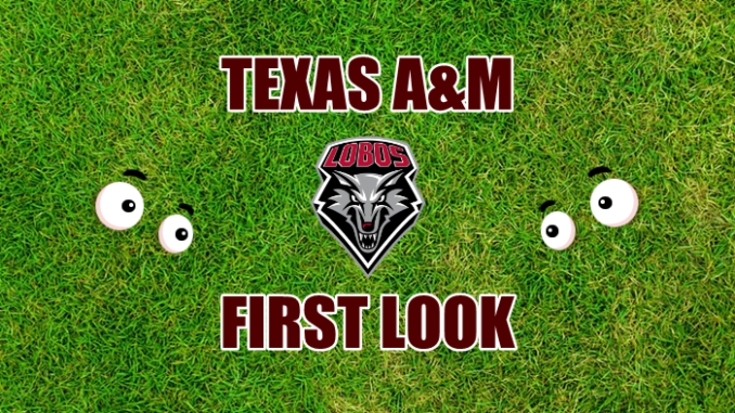 Texas AM-First-look-New Mexico
