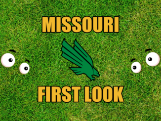 Missouri First look North Texas