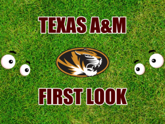 Texas A&M Firsts Look Missouri