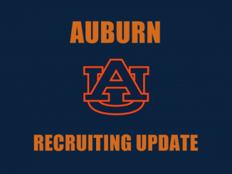 Auburn Recruiting Update