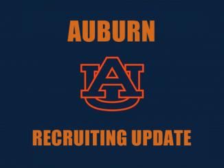 Auburn Recruiting Update
