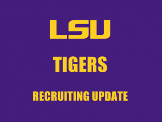 LSU Recruiting Update