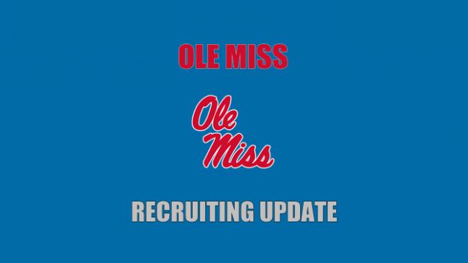 Ole Miss Recruiting Update