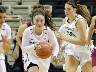 Vanderbilt women's basketball players