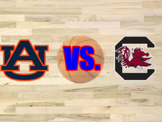 South Carolina-Auburn