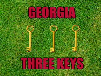 Three keys Georgia
