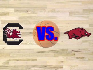South Carolina and Arkansas logos