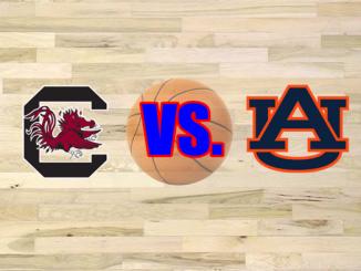 Auburn and South Carolina logos