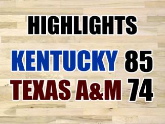 Kentucky-Texas A&M