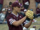Texas A&M baseball player