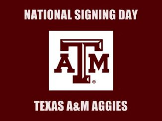 National Signing Day Texas A&M