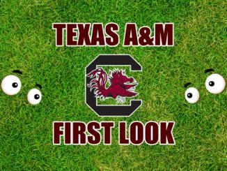Texas AM First-look South Carolina