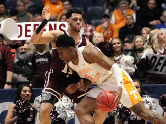 Admiral Schofield drives