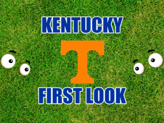 Kentucky First-look Tennessee