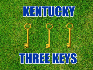 Three-keys-Kentucky