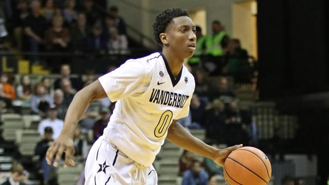 Vanderbilt player