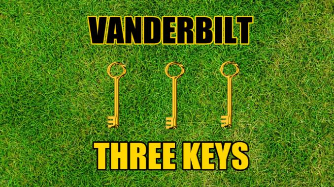 Three-keys-Vanderbilt