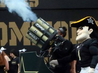 Commodore mascot